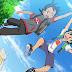 Capitulo 20 Serie Pokémon Temporada 23 ¡Hacia los sueños! ¡Satoshi y Gou!