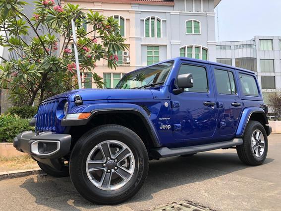 Jeep Wrangler Sahara - Pilihan Expert Seva Mobil Bekas