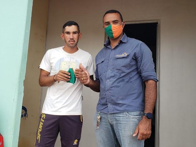 Voip Nordeste faz distribuição de máscaras