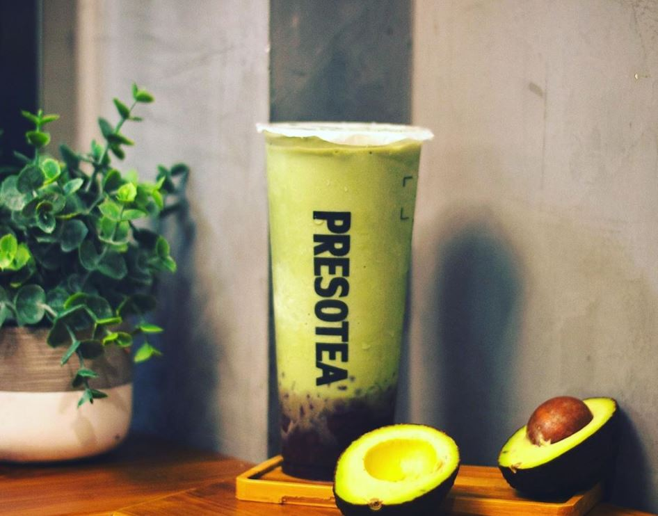 Nov. 11 - Dec. 1 | Presotea in Westminster offers Buy 2 Get 1 Free Avocado Drinks