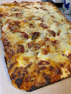 Review of Anthony Falco's Pizza Czar