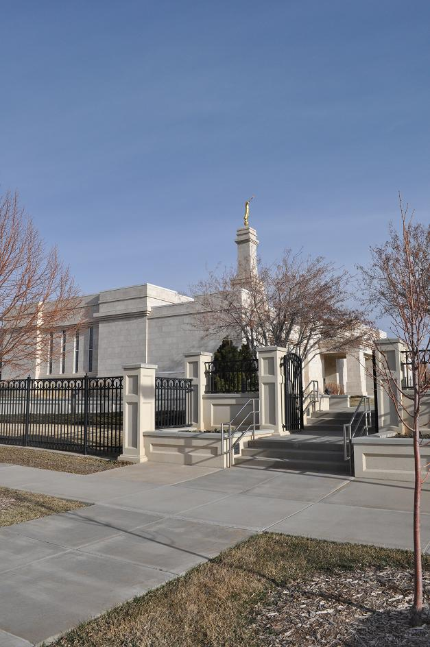 Temple Tourism: Monticello Utah Temple