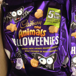 cadbury mini animals halloweenies