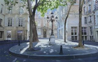 paisajes-urbanos-pintados-por-Thierry-Duval