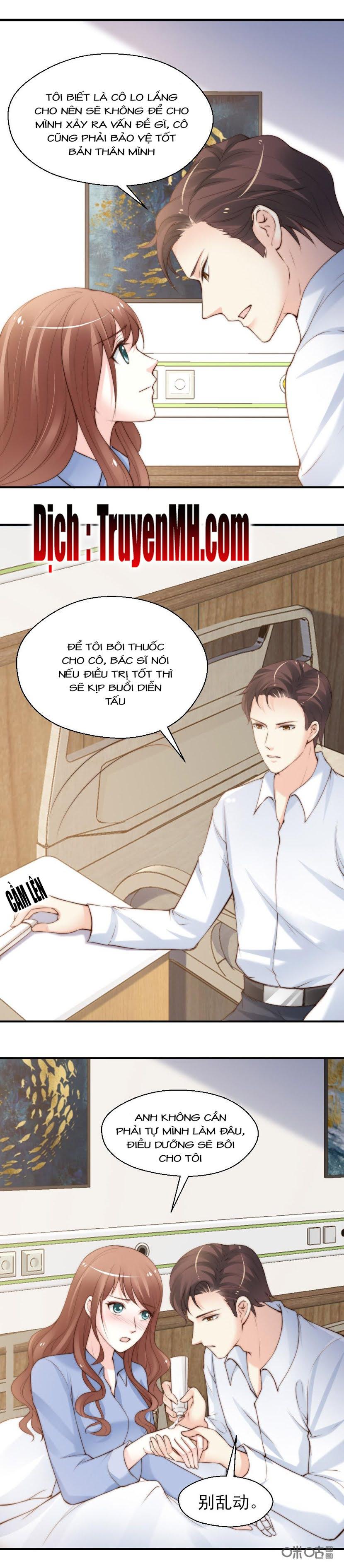 Bí Mật Của Thiên Kim Chap 133