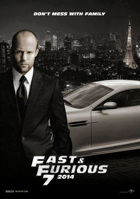 Fast To Furious 7