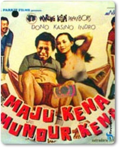 WARKOP DKI - MAJU KENA MUNDUR KENA (1983)
