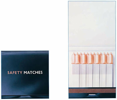 Funny Safety Matches Picture