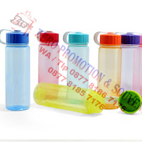 Tumbler Plastik Sunny Hydration Water Bottle