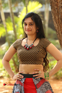 Telugu Actress Priyanka Pallavi Stills at Nenostha Release Press Meet  0129.JPG