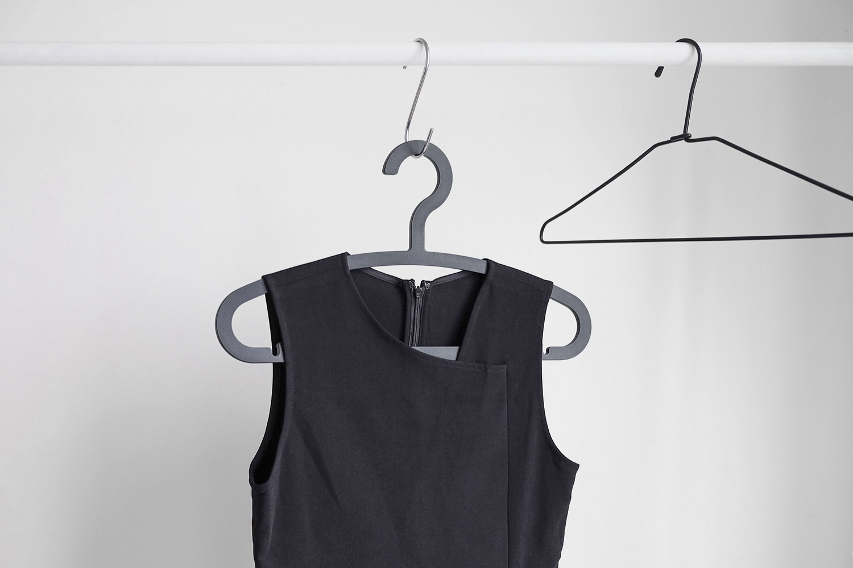 capsule black dress ona rack What Is Capsule Wardrobe & How to Start One by Liz Breygel on Janaury Girl fashion blog