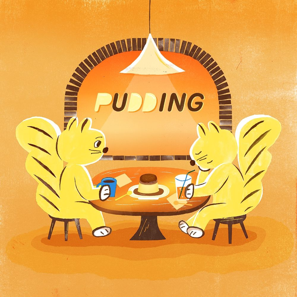 THE ELECTRICEELS – PUDDING – Single