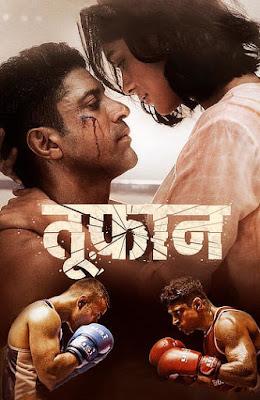 Toofaan (2021) Hindi 720p WEBRip ESubs Download