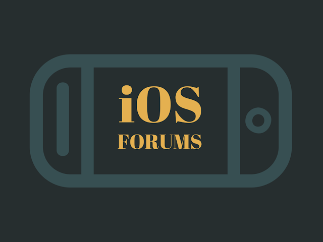 Best iOS Programming Forums And Message Boards