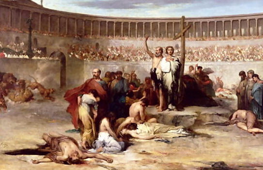 Father Julian's Blog: Early Christian Martyrs