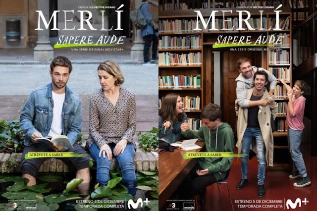 Tres cintas para los amantes de la filosofía y que pueden ver antes del estreno de 'Merlí: Sapere Aude'