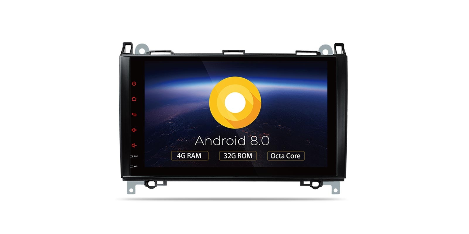 Upgrade Mercedes Sprinter Head unit into Android 8 0 Car stereo