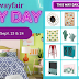 Wayfair Way Day Lowest Prices of The Year Sale + Free Shipping On Entire Site. Great Deals on Furniture, Desk, Outdoor, Bed & Bath, Home Decor, Rugs, Lighting and all Other Home Items