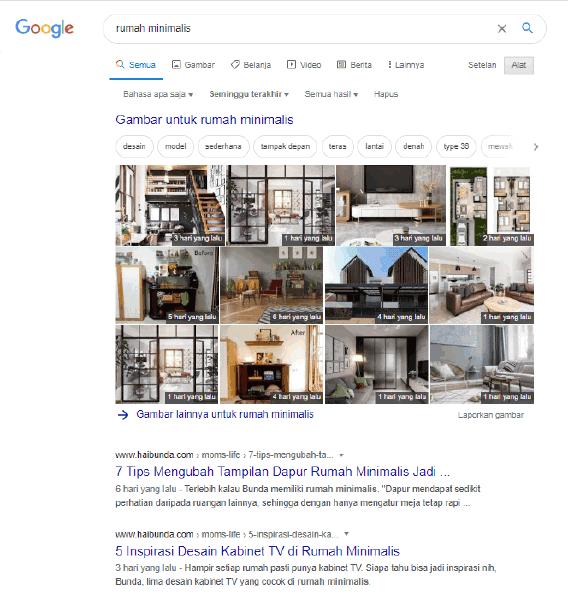 Tips Mencari Suatu Hal di Pencarian Google