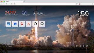 CoinMantra, Brave browser, SpaceX, BAT Token, CoinMantra.co
