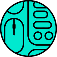 Logitech Options Icon
