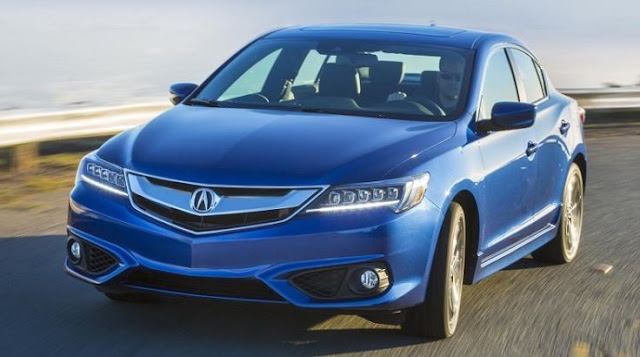 2017 Acura ILX Review and price