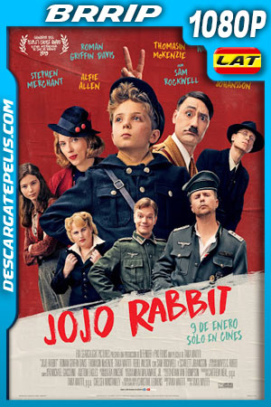 Jojo Rabbit (2019) 1080p BRrip Latino – Ingles