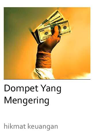 DOMPET MENGERING