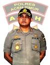 Kapolres Aceh Timur: Penyebar Hoaks Corona Bisa Kena UU ITE, Terancam 6 Tahun Penjara