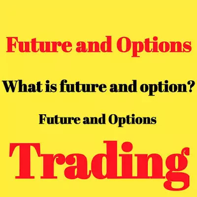 Future and Options,What is future and option?