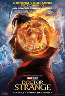 Sinopsis dan Review Film Doctor Strange 2016