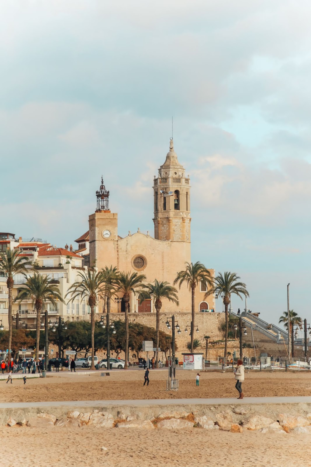 Barcelona day trips to Sitges