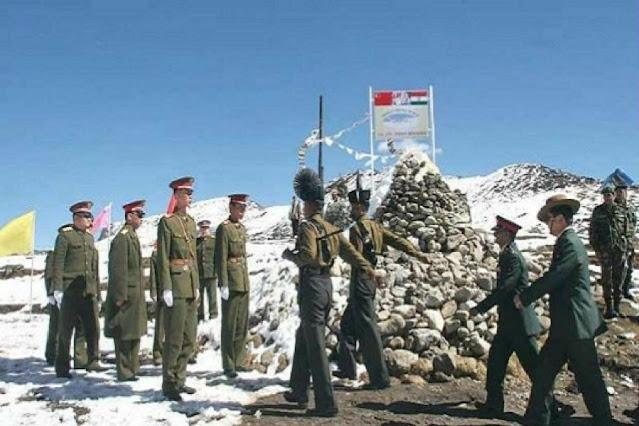 गलवान के बाद अब चीनी सेना ने उत्तरी लद्दाख में लगाया टेंट