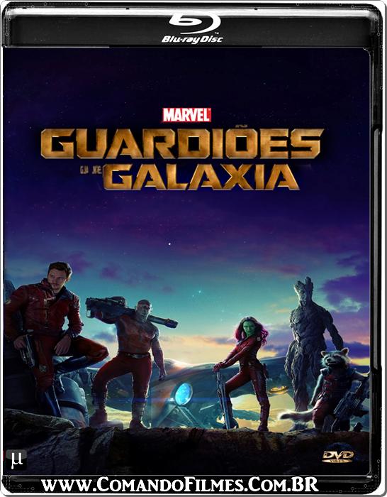 Guardiões da Galáxia - Torrent (2014) DVDRip Dublado