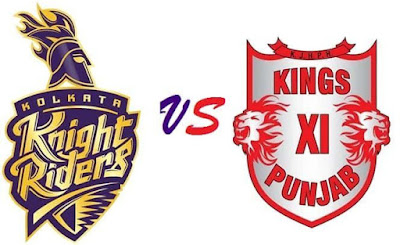 Who will win KXIP vs KKR Today Match