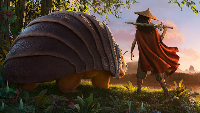 Frases de la película Raya and the Last Dragon