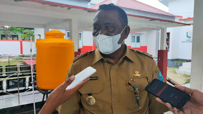 SK Bermasalah Selain Dinas PK, Juga Terdapat di Dinkes Buteng