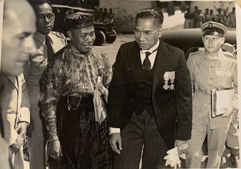 Tjokorda Gde Rake Sukawati: Presiden NIT dan Diplomat Kebudayaan Bali
