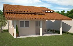 Blog do Júnior Palmeiras: Fachadas de casas simples e pequenas