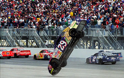 Robert Pressley #29 Scooby Doo Shaggy 1997 Daytona 500 Racing Champions 1/64 NASCAR diecast blog