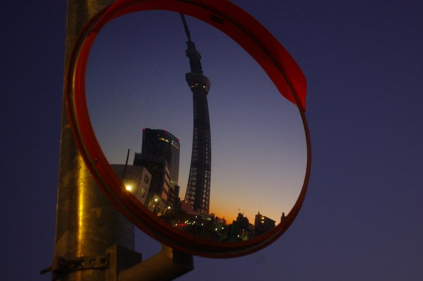 東京散歩 弐号館