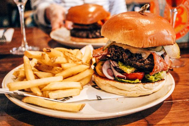 manchester best burgers