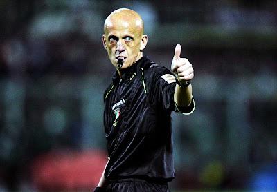 Mejor arbitro futbol mundo