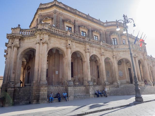 Noto - Palazzo Ducezio ©ValeriaDeRiso