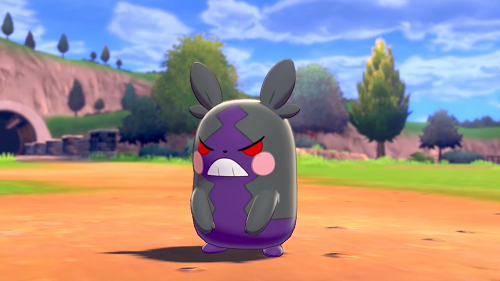Morpeko - Pokemon Sword & Shield