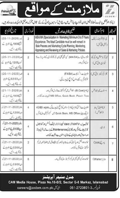 zedem-international-jobs-2020-driver-cook-application-form