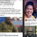 Natalius Pigai Jadi Korban Rasisme, Warga Papua Geram, Minta Jokowi Kontrol Pendukungnya