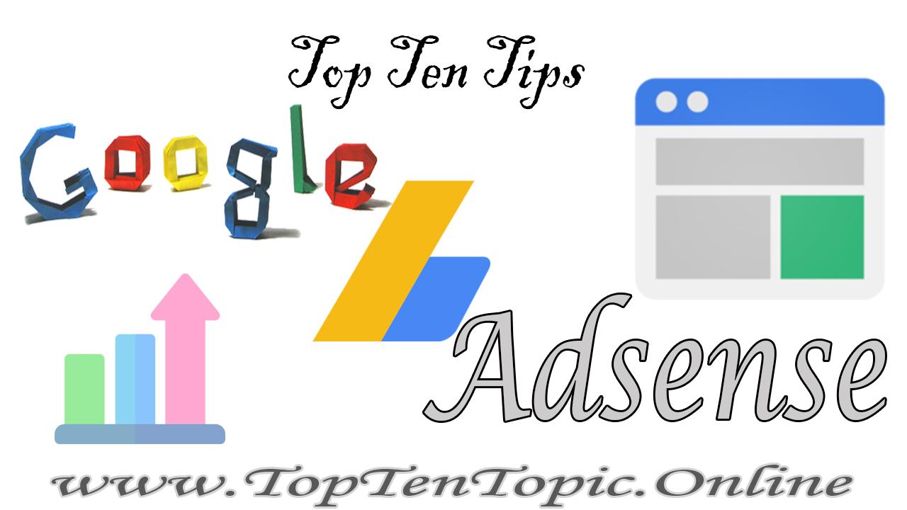 Google Adsense Earning Tips