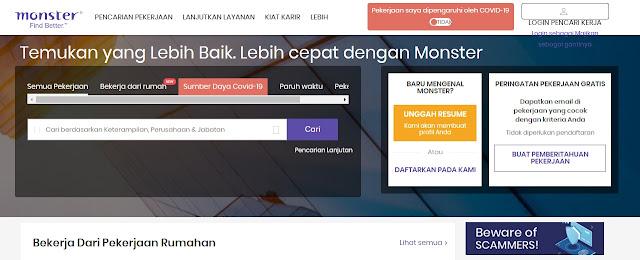 Situs Lowongan Kerja Yang Sudah Terpercaya di Indonesia