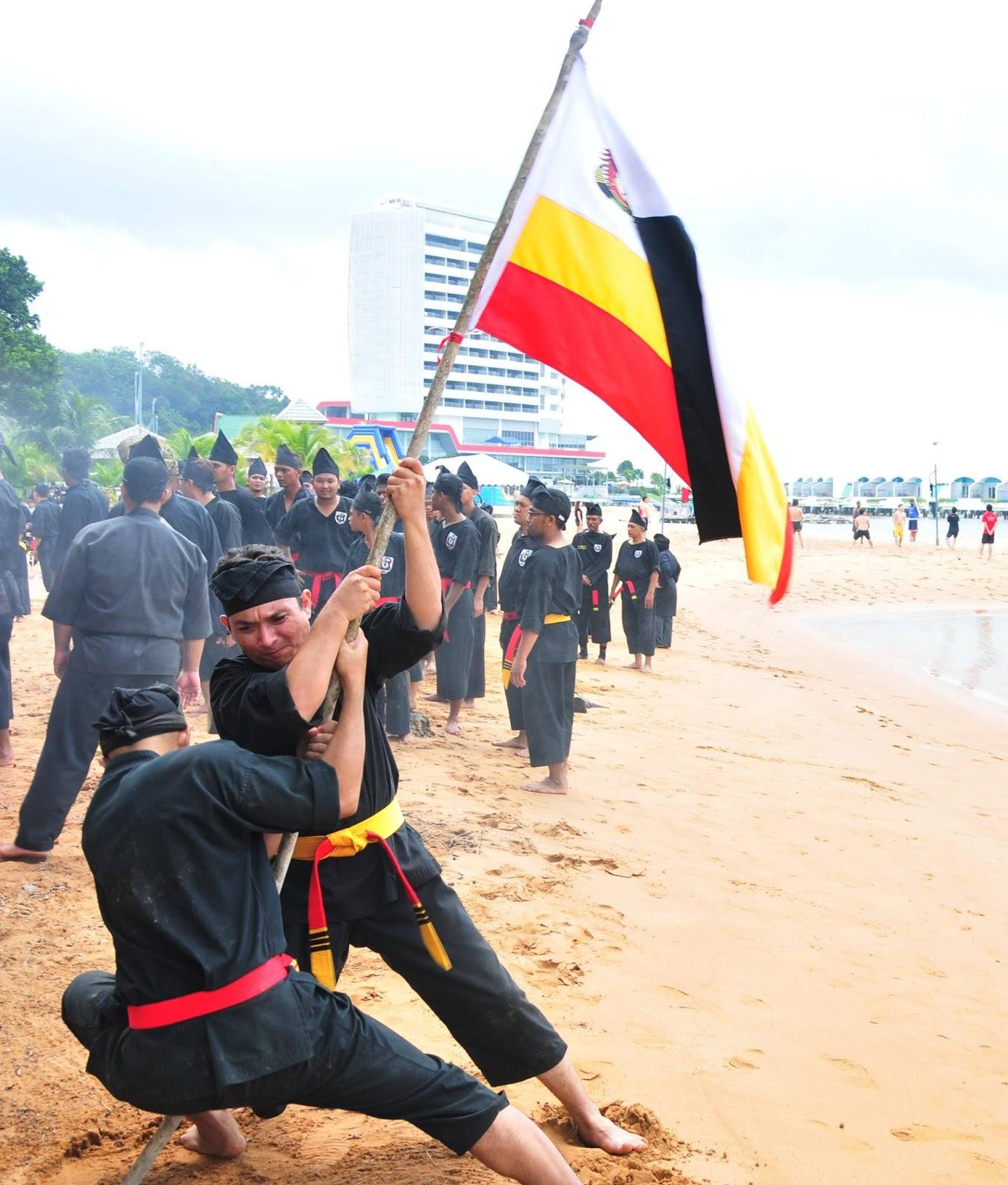 PSSGM Hulu Selangor: 54 Anak Gayong Lakar Sejarah LULUS
